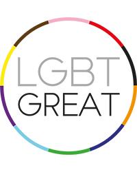 Lgbt great logo